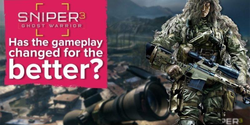Sniper: Ghost Warrior 3 Pushed Back