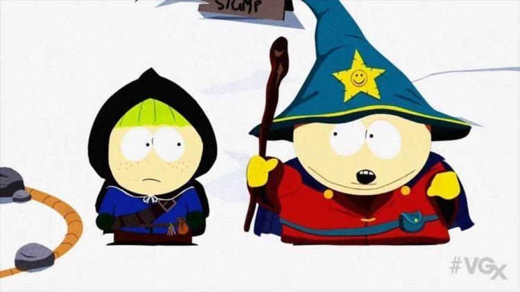 South Park: The Stick Of Destiny VGX Trailer
