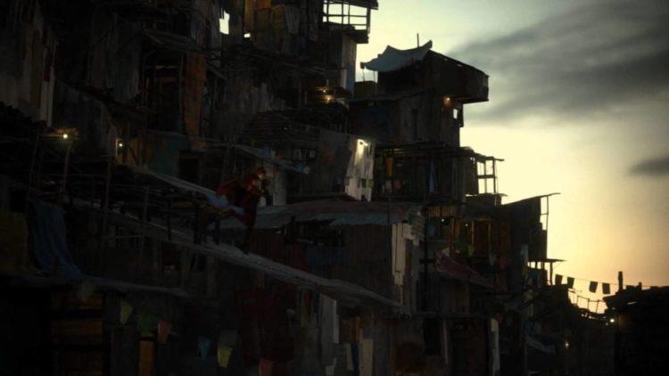Square-Enix Reveal Luminous Engine in Agni's Philosophy Tech Demo