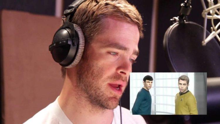 Star Trek: The Video Game Talents Trailer