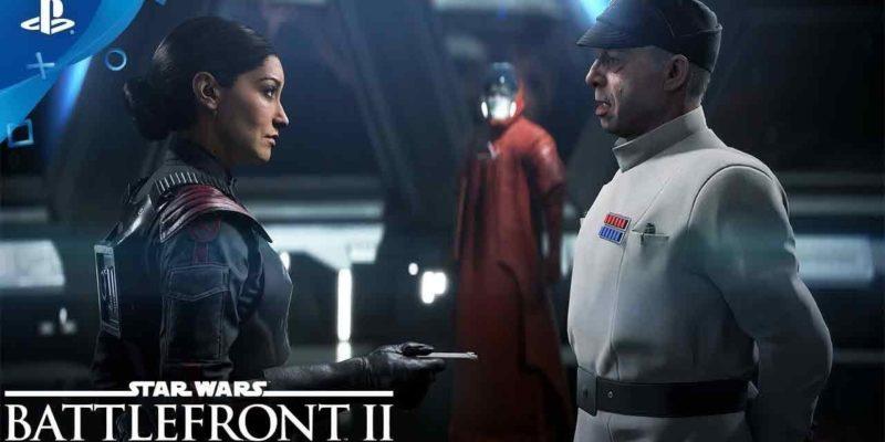 Star Wars Battlefront Ii's New Video