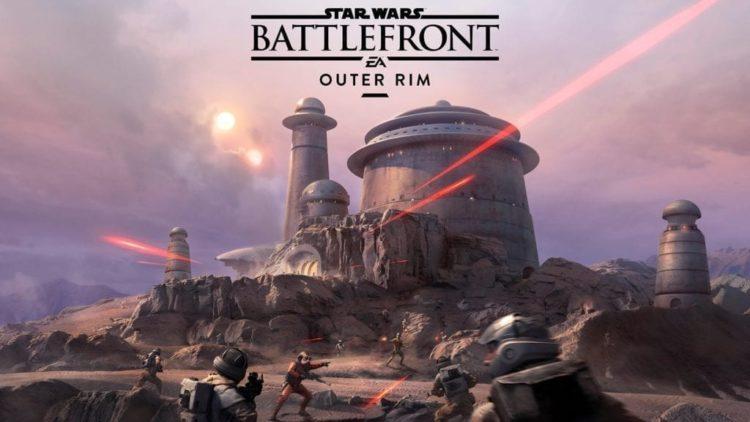 Star Wars Battlefront Outer Rim DLC Revealed in New Trailer