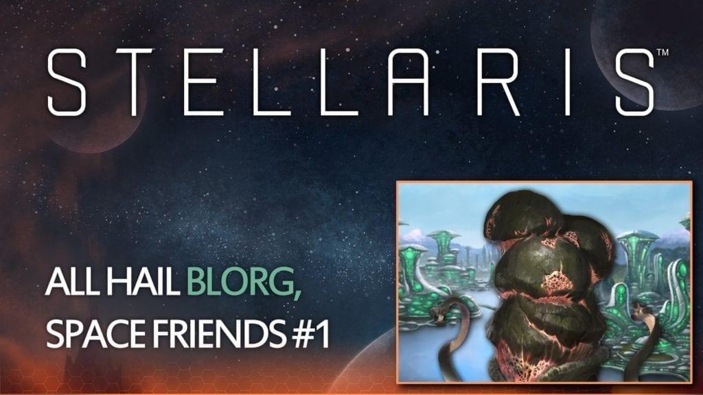 Stellaris: Three Hours Of Gameplay Footage!