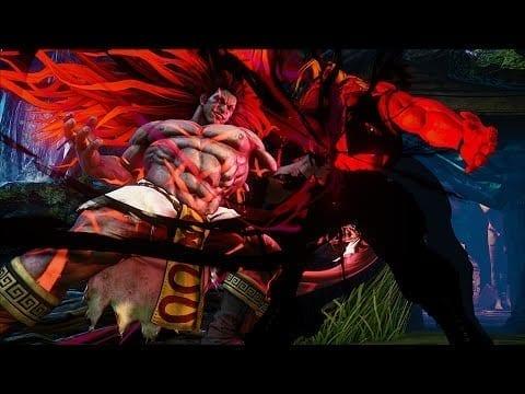 Street Fighter 5's Newest Challenger: Necalli