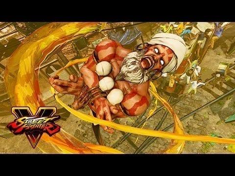 Street Fighter V Release Date Confirmed