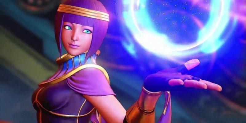 Street Fighter V's New Character Revealed: Menat
