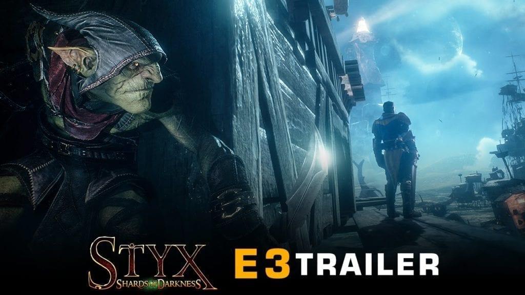 Styx: Shards Of Darkness E3 2016 Trailer