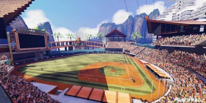 Super Mega Baseball 2 Hitting Pc And Consoles September 2017