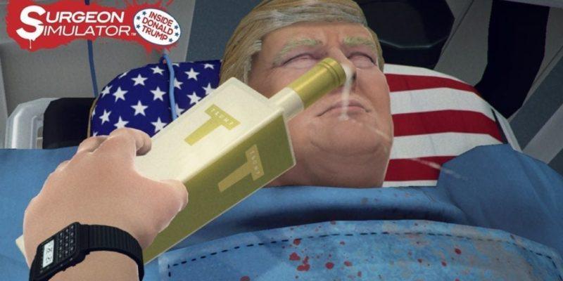 Surgeon Simulator: Inside Donald Trump