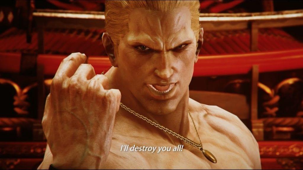 Tekken 7: Geese Howard Reveal Trailer