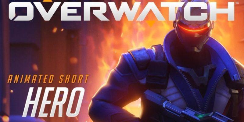 "The Last Overwatch Animated Short: ""hero"""