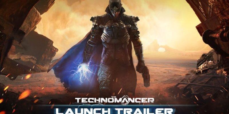 The Technomancer – Launch Trailer