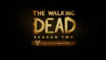 The Walking Dead Season Two Reveal Trailer