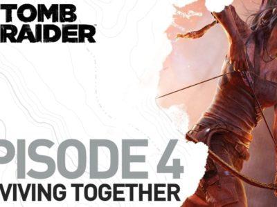 "Tomb Raider ""surviving Together"" Trailer"