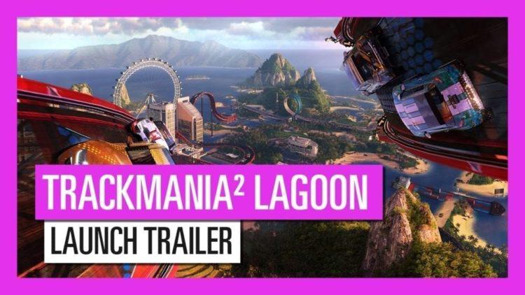 Trackmania² Lagoon Hits PC, New Trailer
