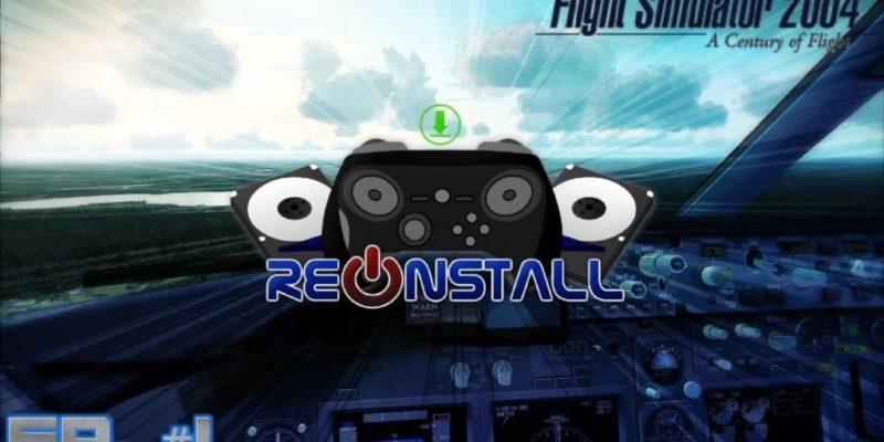 "[video] Reinstall: ""microsoft Flight Simulator 2004 – A Century Of Flight"""