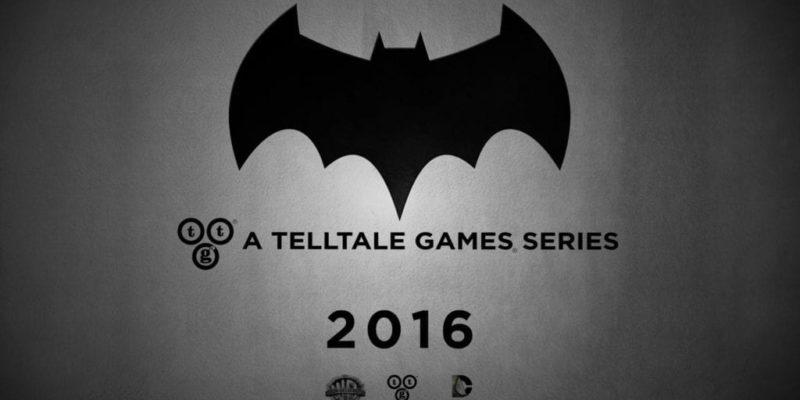 Watch Batman: A Telltale Games Series Announcement Trailer
