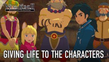 Watch Ni No Kuni Ii: Revenant Kingdom's Brand New Trailer