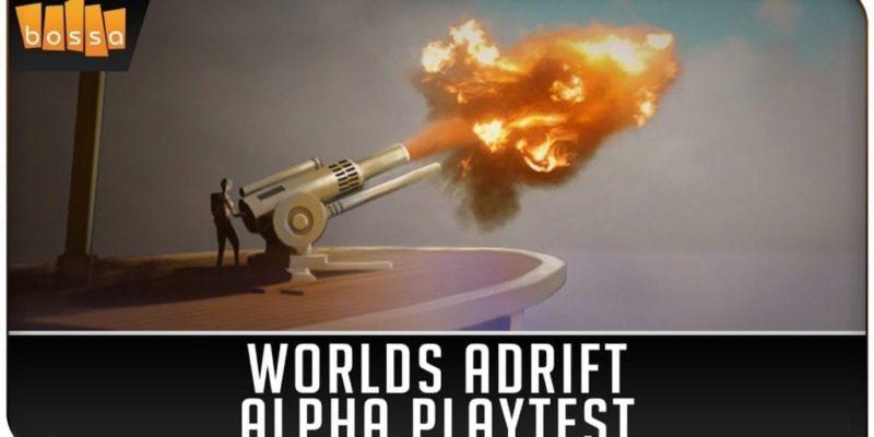 Watch The New Alpha Trailer Of Worlds Adrift