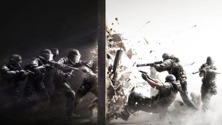 Watch twenty minutes of Tom Clancy's Rainbow Six Siege multiplayer here