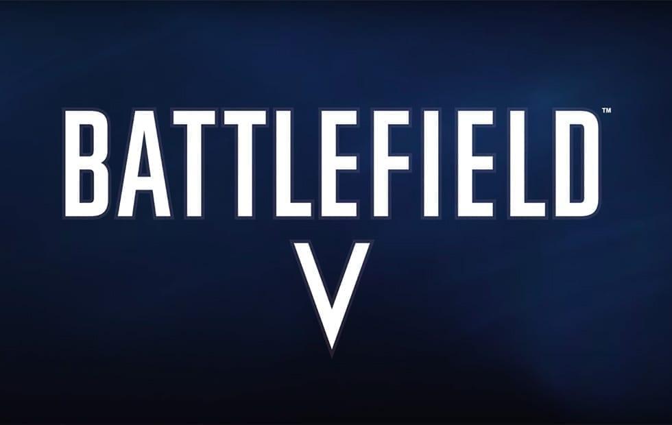 Battlefield 5 Logo