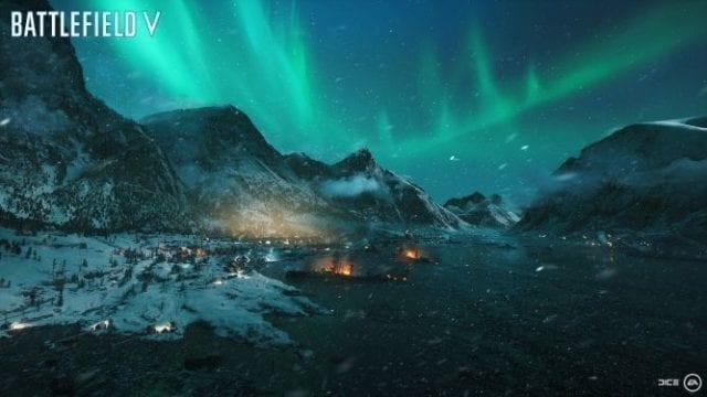 Battlefield 5 Snow