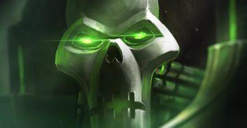 Battlefleet Gothic Armada 2 Necron Feat