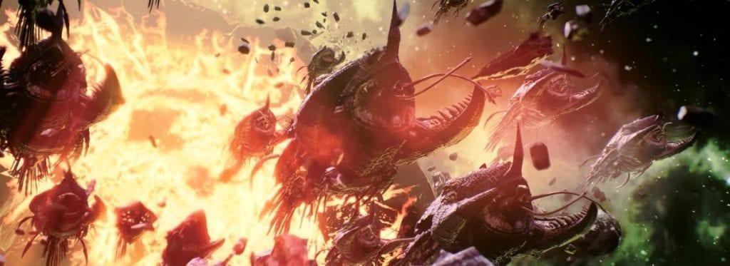 Battlefleet Gothic Armada 2 Tyranids