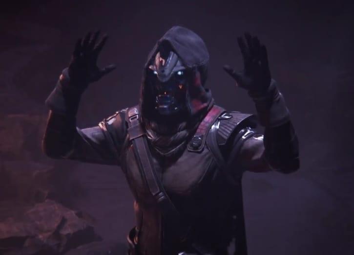 Destiny 2 Forsaken Cayde Gunslinger's Last Stand