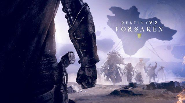 Destiny 2 Forsaken Gjallarhorn