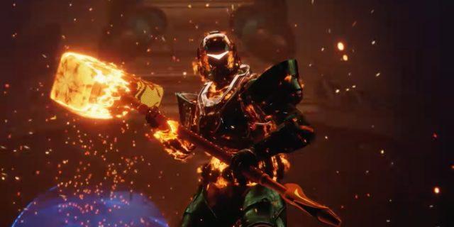 Destiny 2 Forsaken Titan