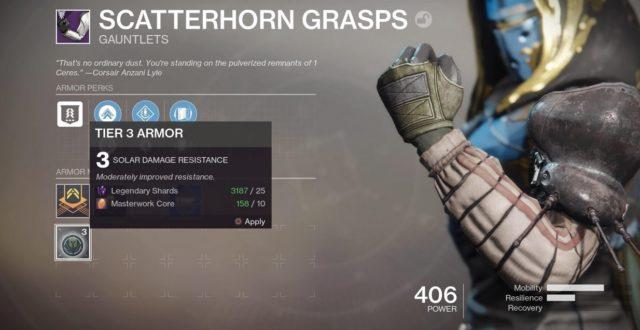 Destiny 2 Forsaken Item Bug Hunter