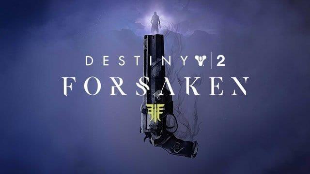 Destiny 2 Forsaken Logo