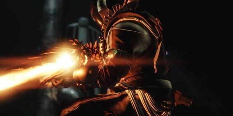 Destiny 2 Forsaken Vidoc