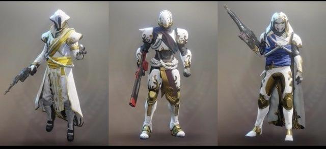 Destiny 2 Solstice Armor