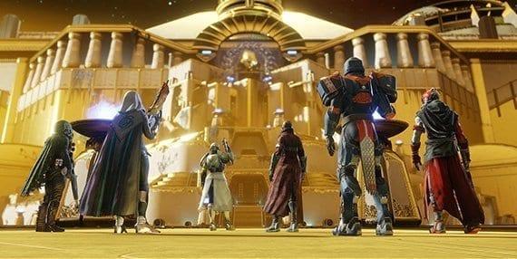 Destiny 2 Raid Leviathan