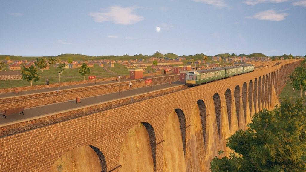 Diesel Railcar Simulator 2
