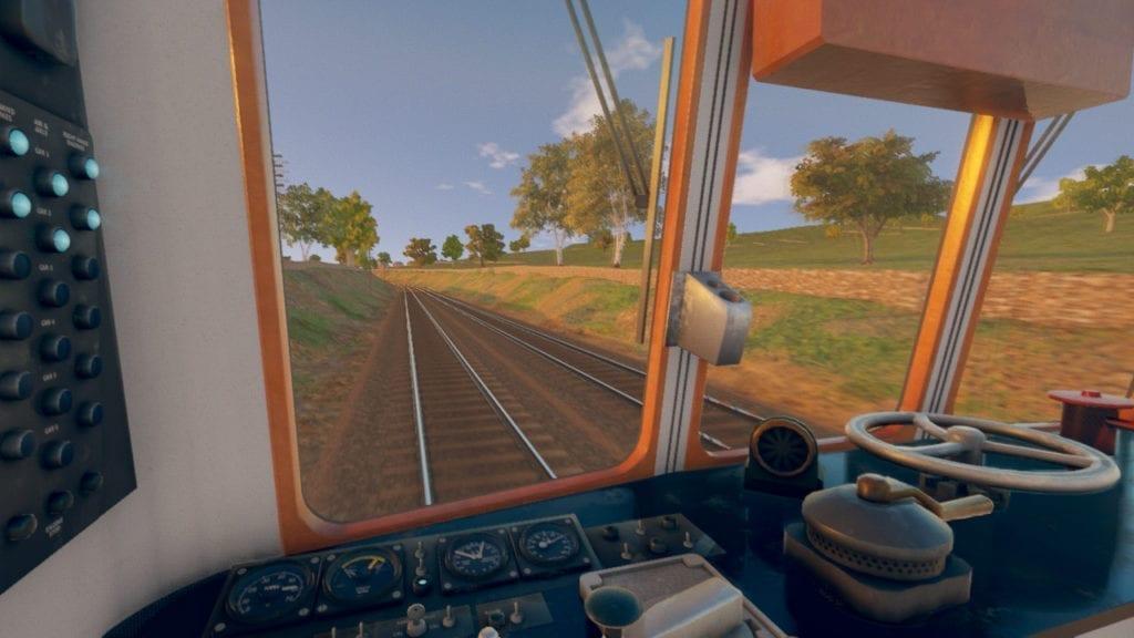 Diesel Railcar Simulator 3
