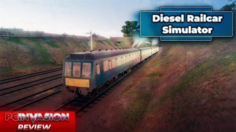 Diesel Railcar Simulator Review