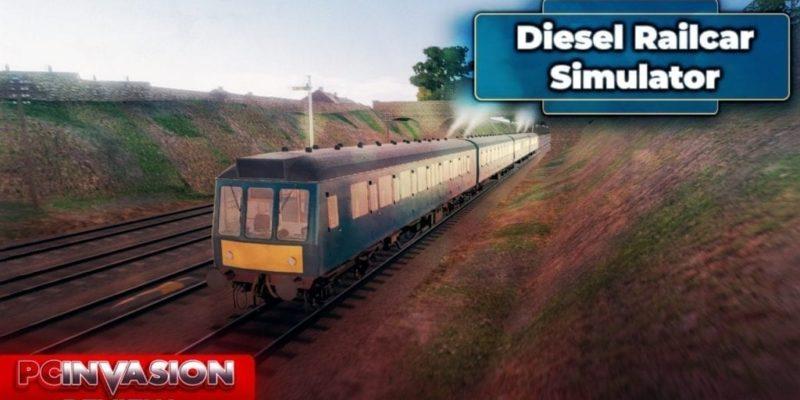Diesel Railcar Simulator Pci Review