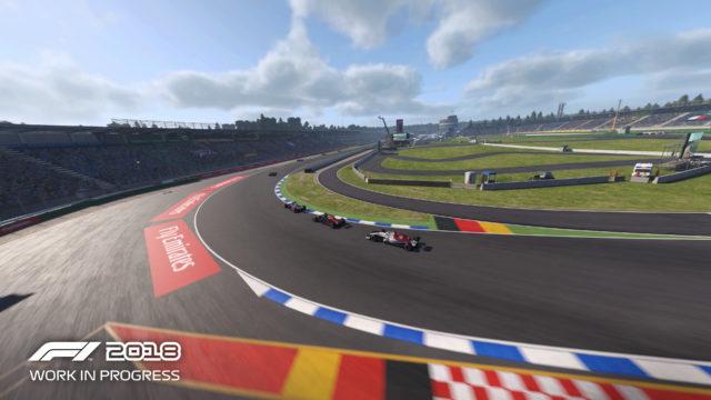 f1 2018 track