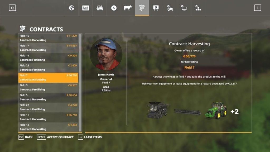 Farming Simulator 19 New Mission Mode