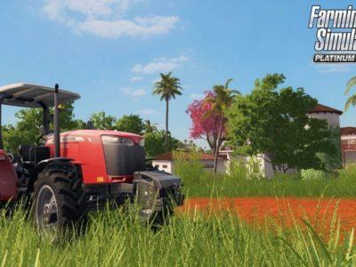 Farming Simulator 17 Platinum Screenshot Logo Int 01