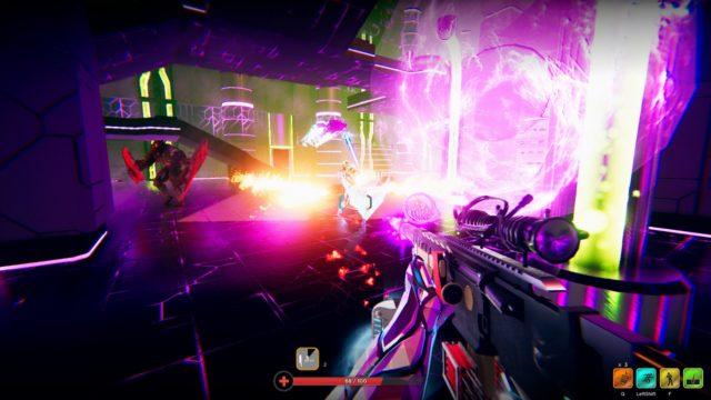 Hypergun Action