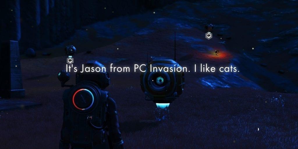No Man's Sky Next Community Event Jason1
