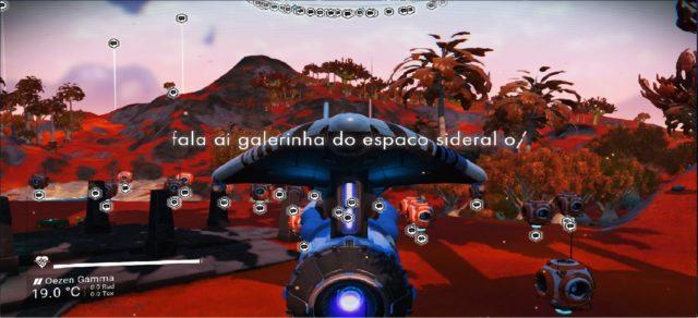 No Man's Sky Next Community Event Portuguese What's Up