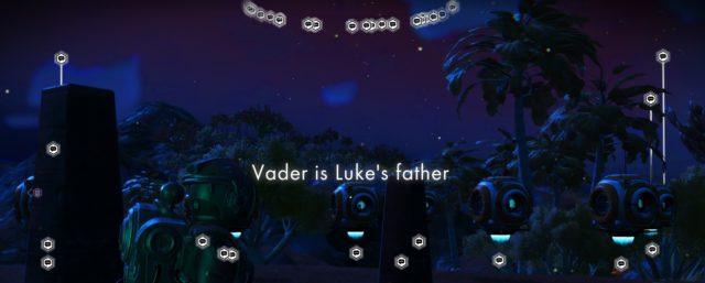 No Man's Sky Next Community Event Vader