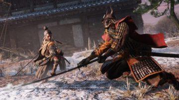 Sekiro fight
