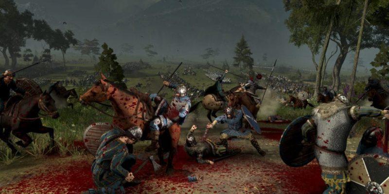 Thrones Of Britannia Allegiance Update Blood Dlc