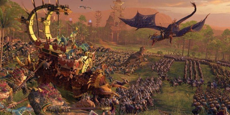Total War Warhammer 2 Reinforcement Beta